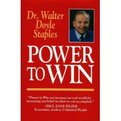 Power to Win - Can increase our real wealth by increasing our belief in what we can accomplish